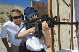 Instructors Will Teach You At The Outdoor Shooting Ranges