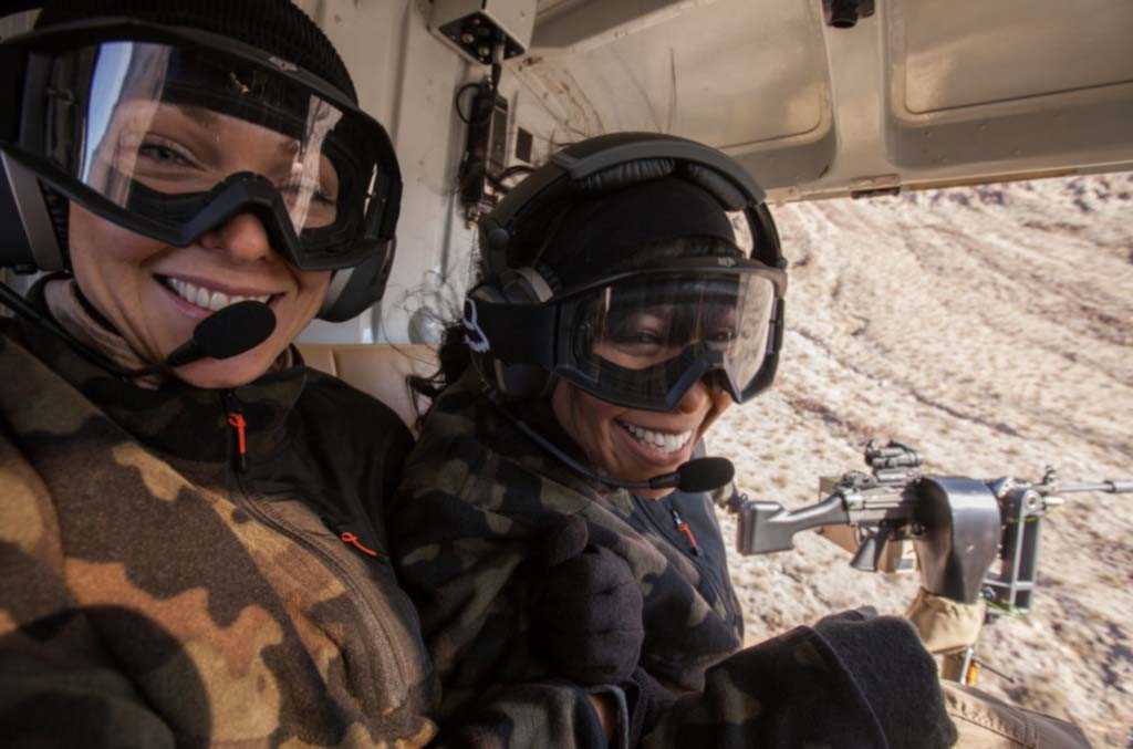 Helicopter-Shooting-Selfie