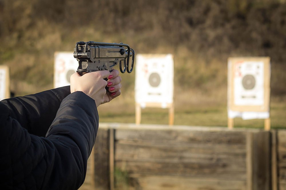 Shooting At Outdoor Ranges Is More Exciting Than Indoor Las Vegas Range