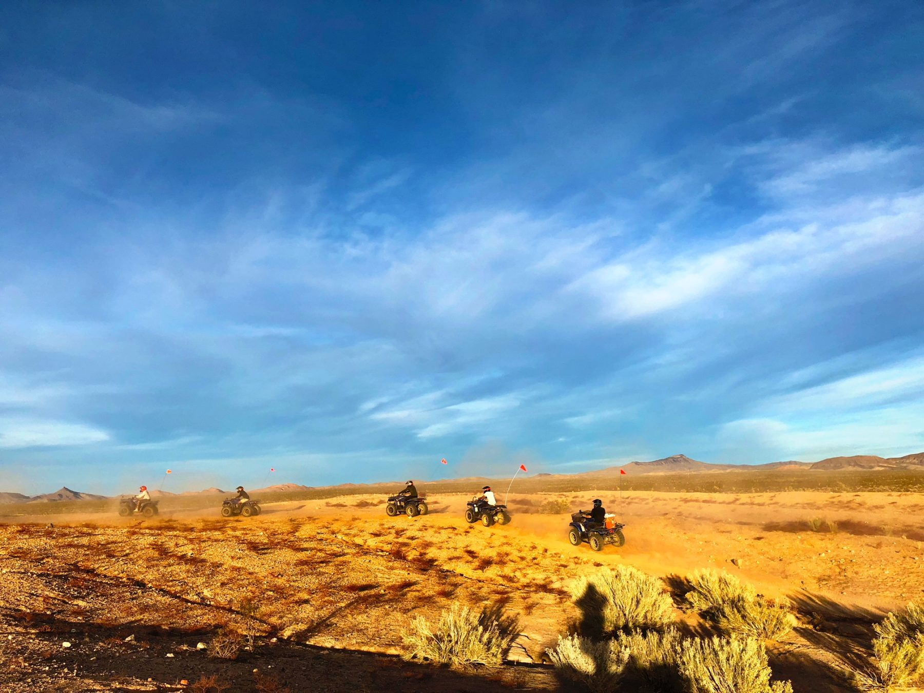 Mojave Desert Atv Tour Vegas Outdoor Adventures